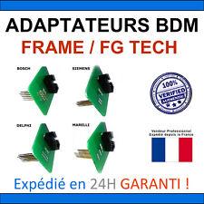 Kit 4 adaptateurs BDM - Compatible BDM 100  BDM FRAME / FG TECH / KTAG / KESS
