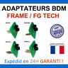Kit de 4 adaptateurs BDM - Compatible BDM 100  BDM FRAME / FG TECH / KTAG / KESS
