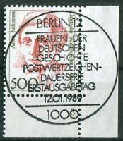 Berlin 830 Formnummer 3 Frauen 500 Pf. gestempelt Vollstempel ESST Berlin 12