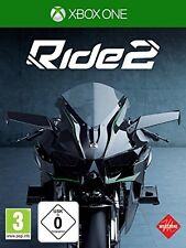 Pal version Microsoft Xbox One Ride 2