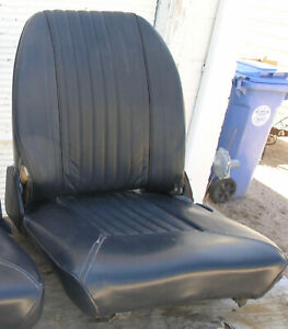 Driver's side BUCKET SEAT 1968 Sunbeam Alpine V Tiger 67