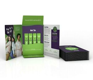 NEW**TLC IASO INSTANT TEA** 8 Sachets Sample ALL NATURAL 4 DAY CLEANSE