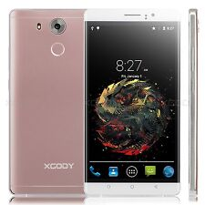XGODY Unlocked Android 5.1 QuadCore GPS 2SIM 6Inch Smartphone Mobile Phone 3G/2G
