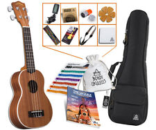 LANIKAI Lu-21 Soprano Ukulele Tribal Bundle LU21 HUGE Bargain. Buy Now