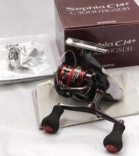 Last One!! Shimano SEPHIA CI4+ C3000HGSDH  Spinning Reel From Japan