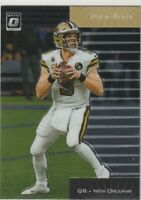 2019 DONRUSS OPTIC 1999 RETRO Drew Brees New Orleans Saints