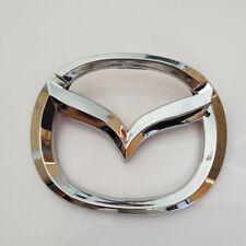 Mazda 2 3 5 6 MazdaSpeed6 Front Grille Mazda Emblem OEM C235-51-731A OEM
