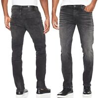 Jack & Jones Intelligence Noos Slim Fit Tim Original Jeans Black Denim Stretch