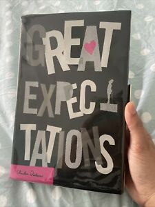 Kate Spade Book Clutch Bag Great Expectations Purse Rare Limited Edition Gift
