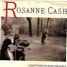 CASH, Rosanne  (I Don't Want To Spoil The Party) Columbia 38-68599 + Pict. Slv.