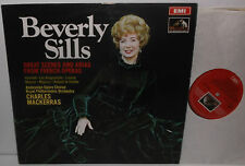 ASD 2513 Beverly Sills Great Scenes And Arias From French Operas RPO Mackerras