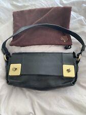Mulberry Milton - Vintage Little Mulberry - Black Shoulder Bag