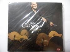 "JUAN CARMONA ""ALCHMYA"" ON WORLD VILLAGE LABEL  2013 STILL SEALED [NEW]"