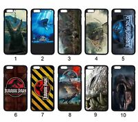 Jurassic World Park Case For Samsung iPhone iPod Motorola LG SONY HTC ONE HUAWEI