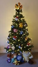 Pokeball Baubles Pokemon Christmas Decorations