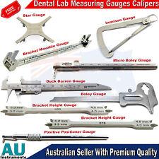 Dental Laboratory Gauge Boley Bracket Positioning Measuring Height Gauge Caliper