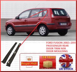 Fits Ford Fusion 01>13 NSR Passenger Side Rear Door Trim Panel Plastic B Pillar