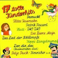 FUN KIDS - 01/17 TOLLE KINDERHITS (PUMUCKL/WICKIE/UVM) CD  KINDER LIEDER NEU