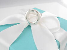 Tiffany & Co Silver Elsa Peretti Sevillana Ring Size 8 MSRP $450 Box Included