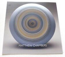 Matthew Chambers - 2016 STUDIO / ART POTTERY EXHIBITION CARD