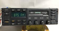 2008 VINTAGE CLASSIC FORD SOUND 2000 RADIO CASSETTE PLAYER WITH CODE AMP LEAD