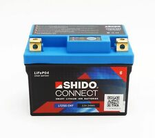 Shido LTZ5S Lithium Ionen Connect Batterie 12V LiFePO4 YTZ5S-BS, YTZ5S Motorrad