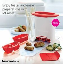 New Tupperware MPress with express shipping