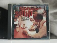 ALPHABET SOUP - LAYIN' LOW IN THE CUT CD NM / EXCELLENT