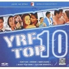 YRF Top 10 Songs - Music Sound Track CD