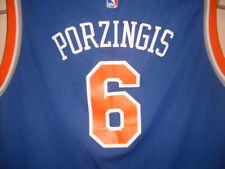 New York Knicks Kristaps porzingas Jersey Adidas Grandes