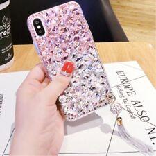 Handmade Glitter Luxury Bling Diamonds Soft phone back Case Cover For LG