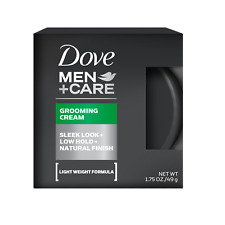 2 Pack, Dove Men Care Grooming Cream Sleek Look Low Hold Natural Finish