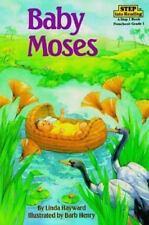 Baby Moses (Step into Reading) Linda Hayward Paperback
