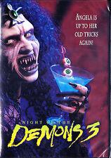 Night of the Demons 3 (DVD, 2008,) New