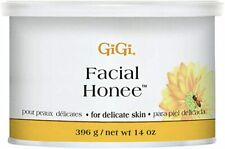 GiGi FACIAL HONEE WAX 14 oz (396 g) Delicate Skin Hair Removal Professional Use