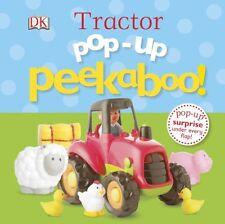 Pop-Up Peekaboo: Tractor! (Dk Pop-Up Peekaboo) by DK Publishing