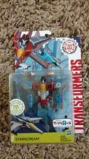 Transformers RiD STARSCREAM - New Deluxe MOSC Robots in Disguise TRU Exclusive