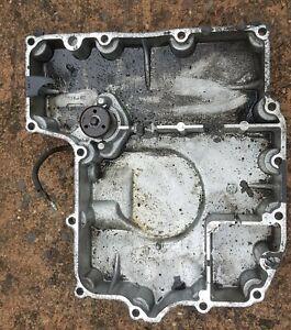 Yamaha FZR400 RR 3TJ 4DX oil pan sump oil strainer cover