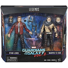 STAR-LORD & EGO 2-Pack Marvel Legends Guardians of the Galaxy Vol. 2
