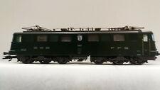 Locomotive H0 Marklin série Ae 6/6 Digital couleur verte des SBB-CFF-FFS