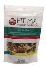 Germack Detox Fit Mix Snack Mix- 9 Oz - 8 Pack