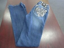 miss me JY5769b5 boot jeans size 26