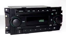 Jeep Grand Cherokee - 2006 AM FM CD Player Aux mp3 Input Radio - REF w Warranty