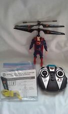 World Tech Toys 2-Channel Dc Comics Ir Helicopter (Superman) Free Shipping