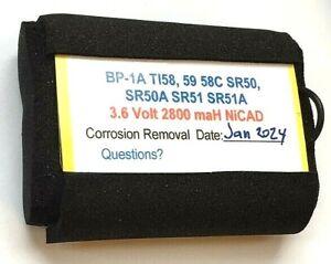 Texas Instruments Calculator BP-1A BATTERY TI58, 59 58C SR50, SR50A SR51 SR51A