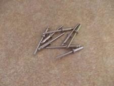 50 x stainless steel pop rivets. 16 x 5 mm.