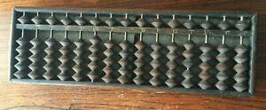 Japanese Meiji period Antique Abacus