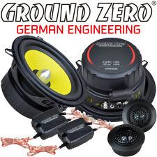Ground Zero GZTC 130 mm 2 Wege Compo Lautsprecher Set 13 cm GZTC130 inkl. Gitter
