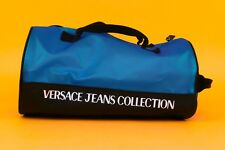 Versace Jeans Collection Vtg Small Handbag - Fast Ship!