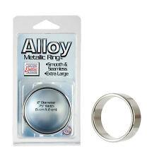 Cal Exotics Novelties Alloy Metallic Penis Enhancement Ring - Extra Large